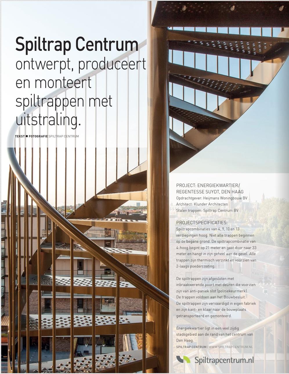 Spiltrap Centrum Architectenpunt